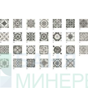 NIKEA SEPHIA GLOSSY 20×20