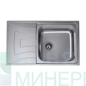 Кухненска мивка Universo 79 1С 1Е MAX/ TEKA