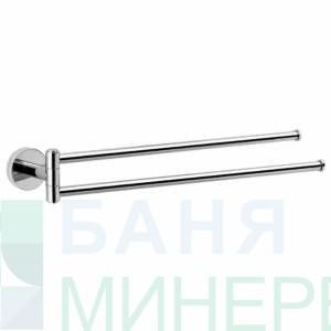 IDEAL 1222 WC пръчка за хавлия двойна ножица 40 см