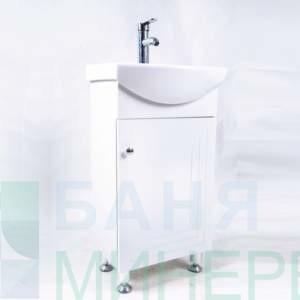 ICP 4535 Алора-PVC долен шкаф с мивка