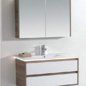 OJANS 1000 MDF-Комплект за баня