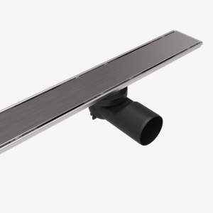 Линеен сифон 40 см – Серия PDS – плътна решетка