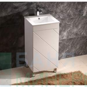 ICP 4242 PVC долен шкаф с мивка