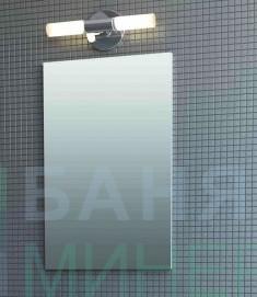 Arvipo Lyra 45 Огледало с ПВЦ гръб