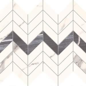 Bonela white мозайка