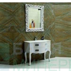 ICP 11094/11093W Ретро Мебел за баня комплект