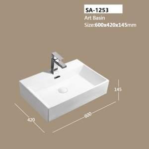 ESPE SA 1253 мивка върху плот