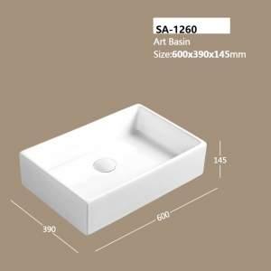 ESPE SA 1260 мивка върху плот