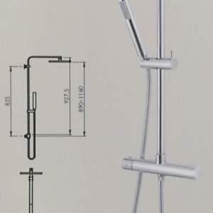 Gedy-G-Star 10300 душ колона с термостат