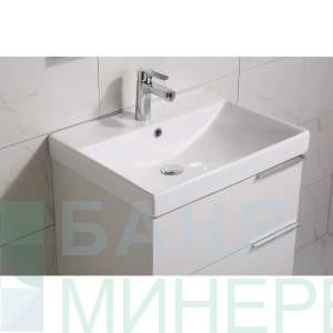 ICP 5935W КЛАРИС PVC шкаф за баня