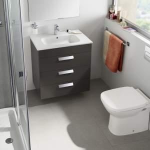 Стояща тоалетна чиния Floorstanding WC ROCA