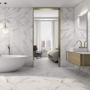 Calacatta Paonazzo ITT CERAMICA Плочки за баня