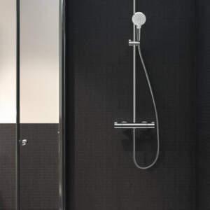 Crometta S 240 1jet HANSGROHE душ система с термостат