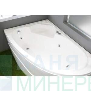 Хидромасажна вана ICSH 171054 W L 100-170 см